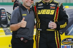 #2: Cody Coughlin, GMS Racing, Chevrolet Silverado Jeg's.com and guests