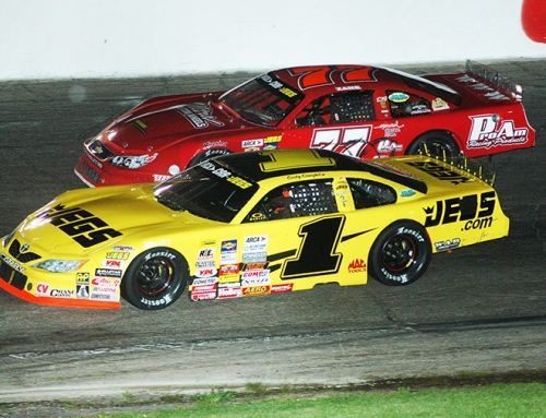 Cody Coughlin Pre-Race News & Notes: CRA Super Series at Anderson Speedway