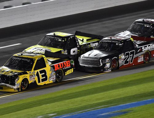 Cody Coughlin – NCWTS Daytona NextEra Energy Resources 250 Recap
