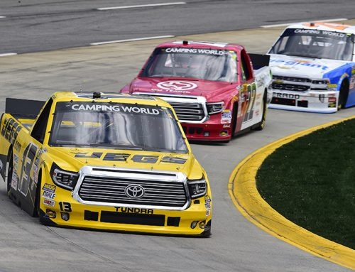 Cody Coughlin – NCWTS Martinsville Recap