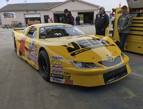 Cody Coughlin Pre-Race News and Notes: CRA Super Series at Toledo Speedway