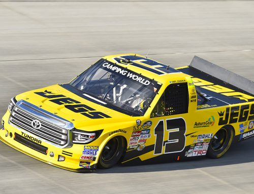 Cody Coughlin Has a Monster Run At Dover