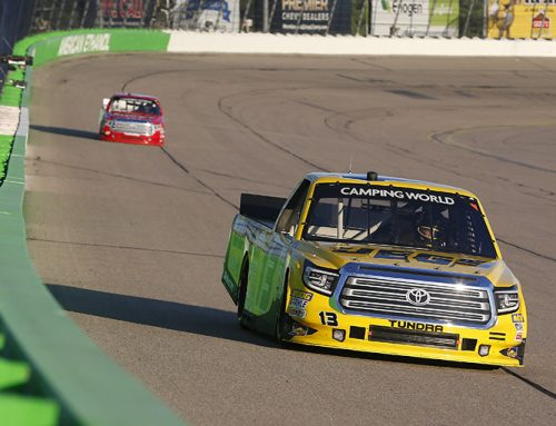 Coughlin Battles to Another Top-15 Finish in Hawkeye State