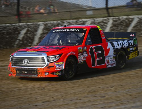 Eldora Dirt Provides Cody Coughlin With Career Best NASCAR Finish