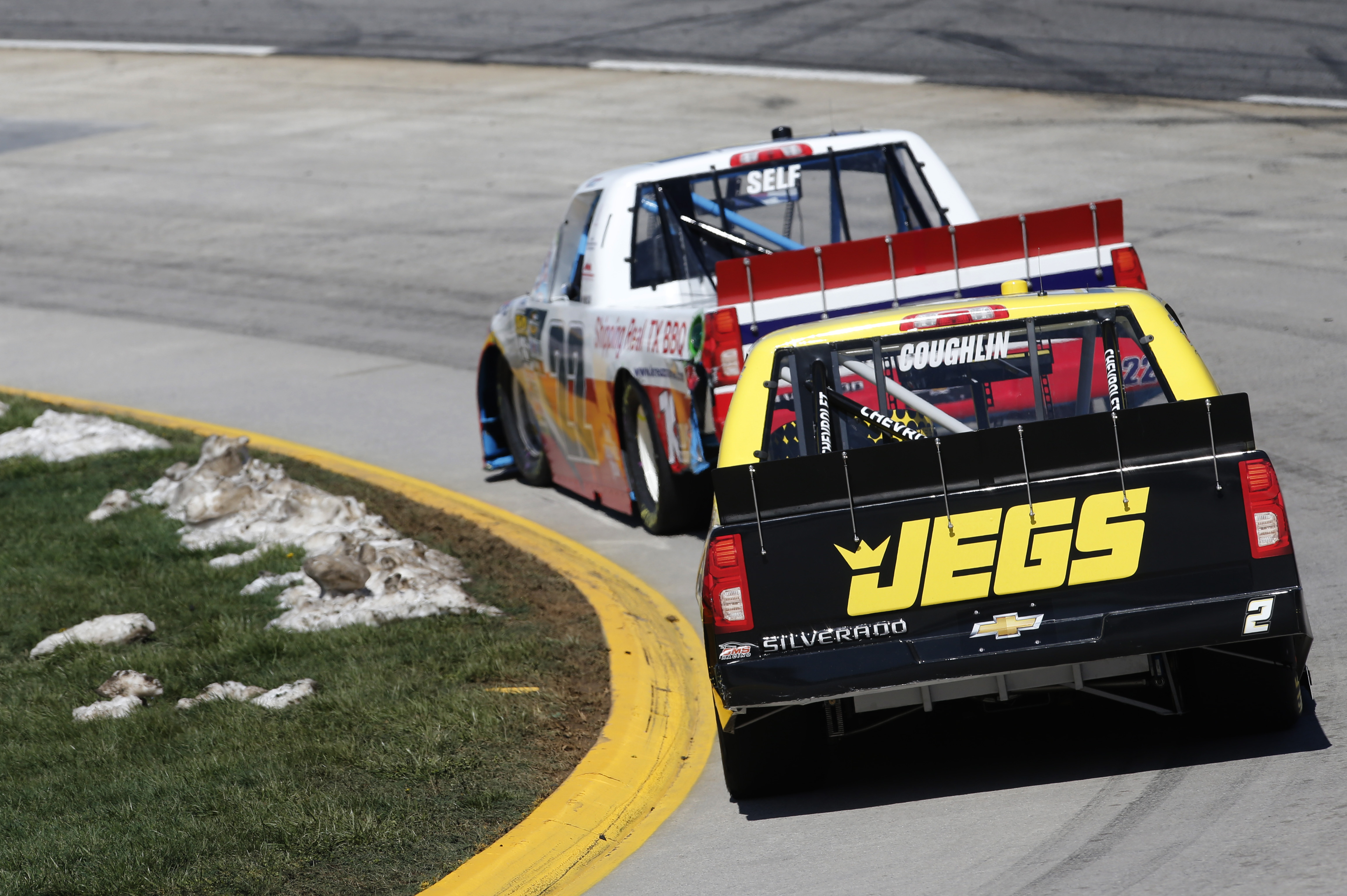 SHORT TRACK, LONG WEEKEND FOR CODY COUGHLIN