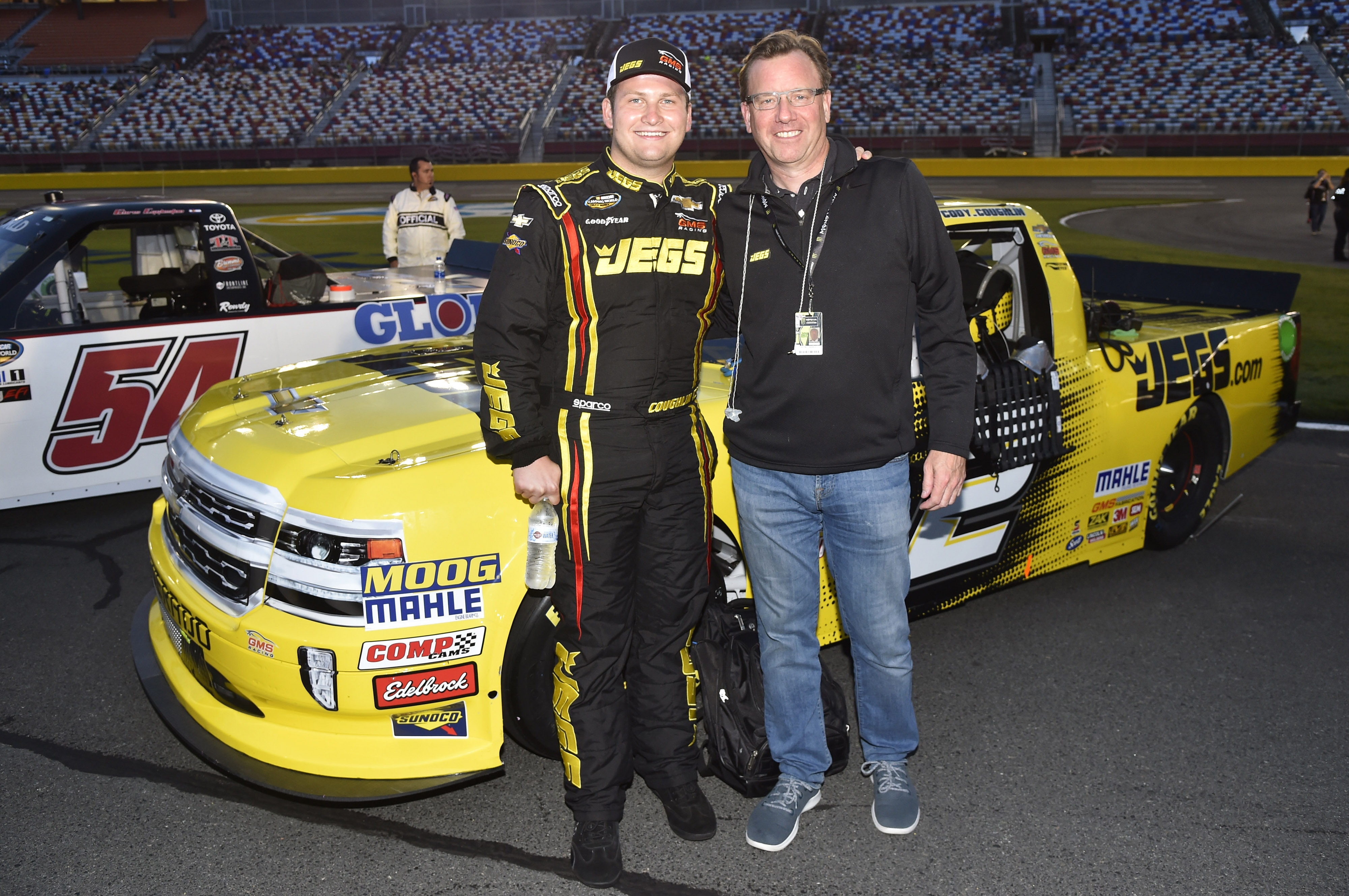 Perseverance Carries Cody Coughlin to a 17th Place Finish