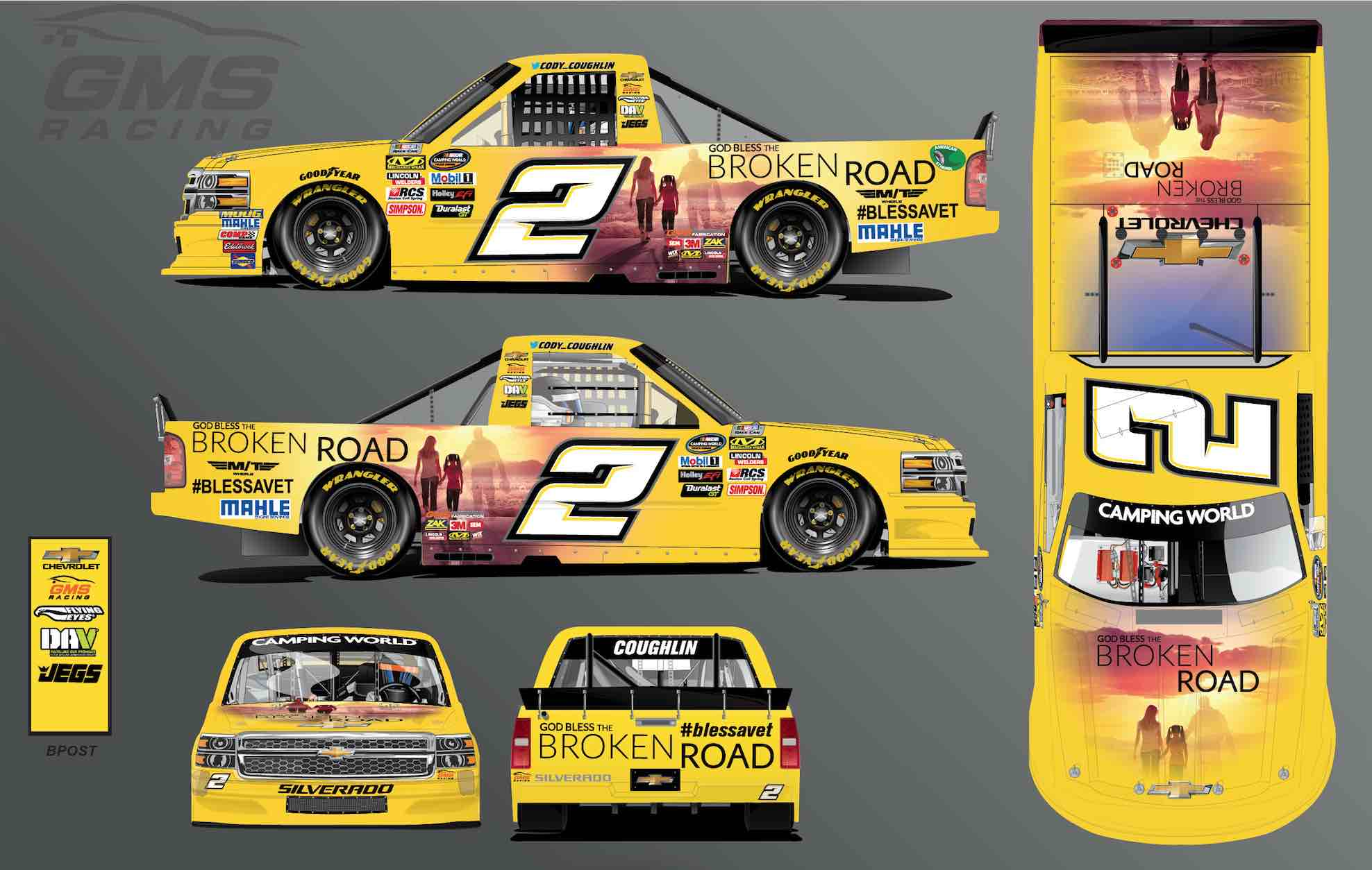 CODY COUGHLIN IS LOOKING TO SHINE IN THE CITY OF LIGHTS