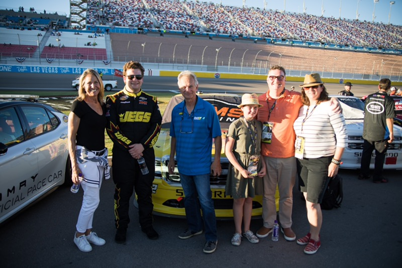 SUCCESSFUL NIGHT IN VEGAS FOR CODY COUGHLIN THWARTED BY LADY LUCK