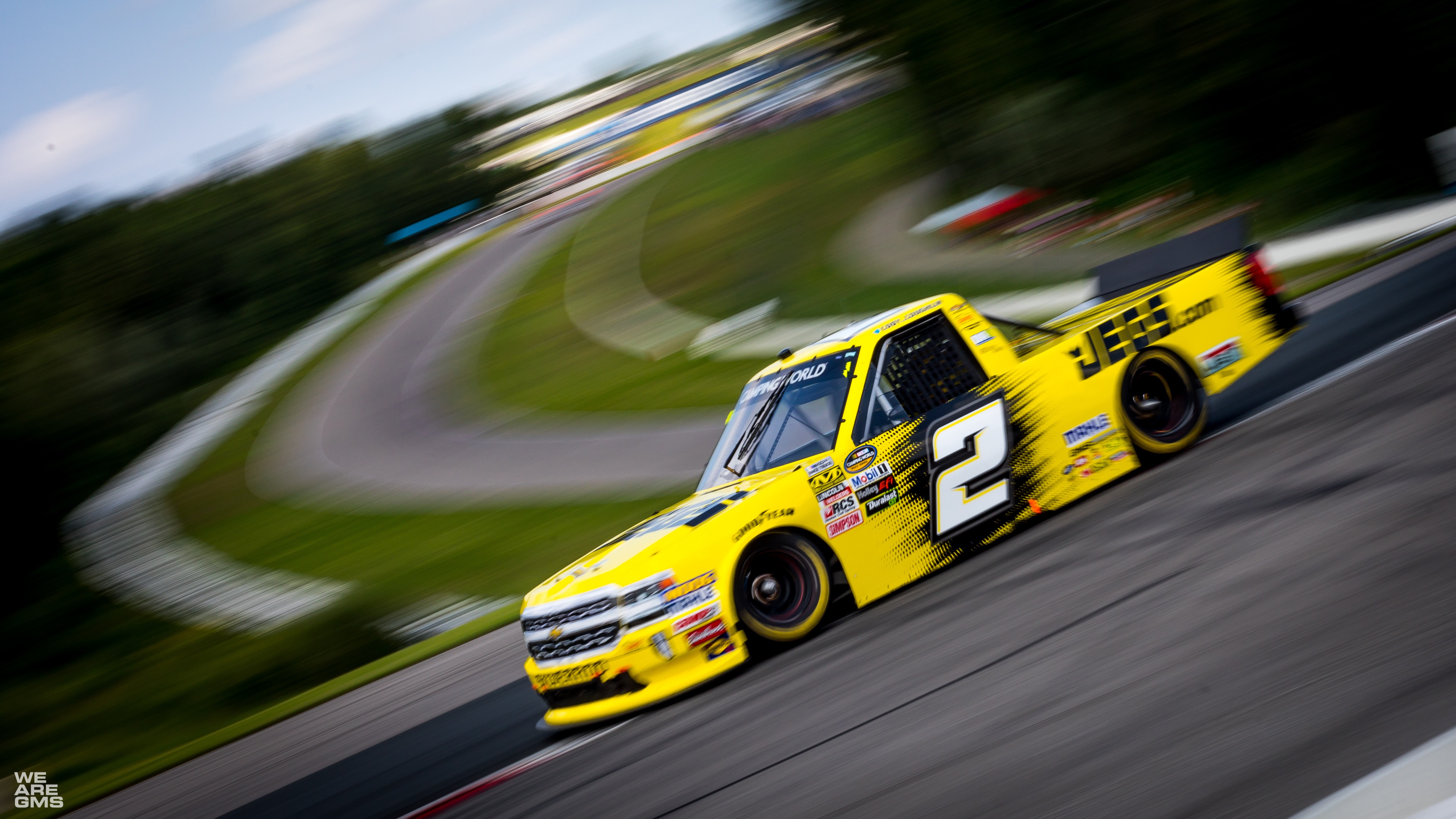 CODY COUGHLIN STATEMENT ON LEAVING GMS RACING